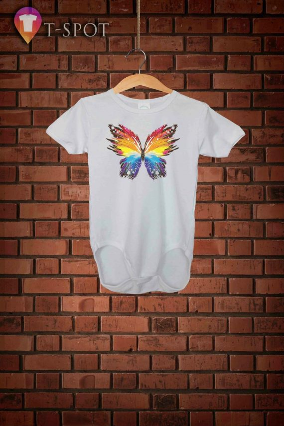 Little Abstract Butterfly