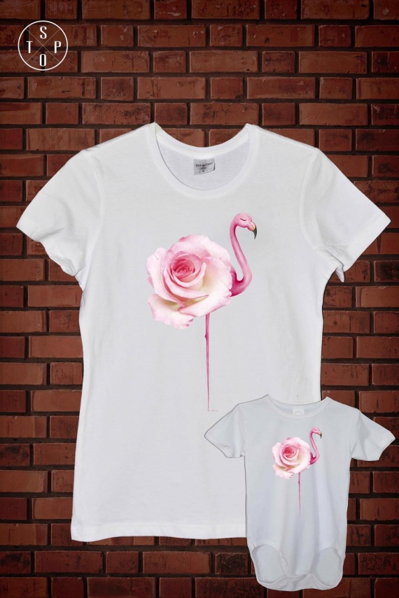 CMPL 14 WHI Flamingo With Rose-1000x1500